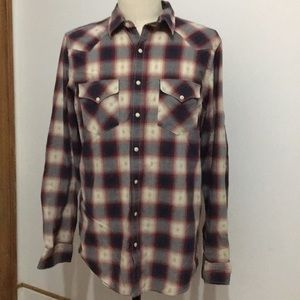 American Eagle Outfitted Men's Shirt Lsz worn once